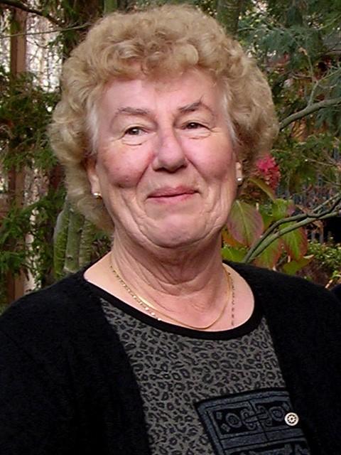 Elizabeth van Klaveren